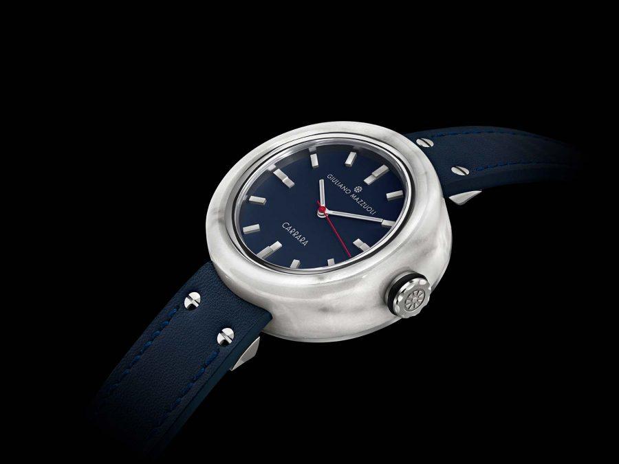 Carrara watch profile