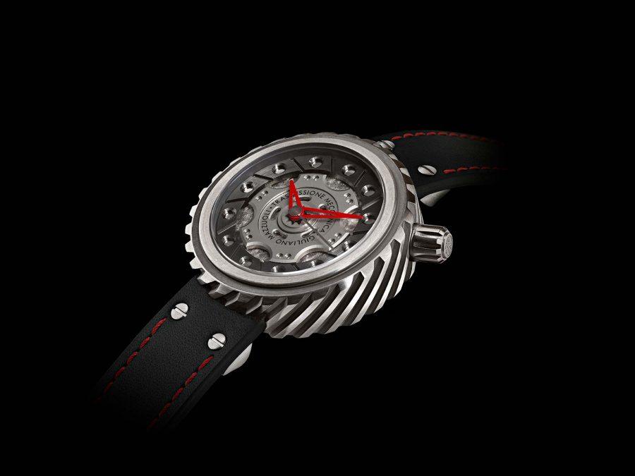 Trasmissione meccanica watch profile